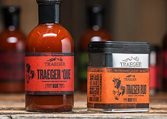 Traeger Sauces and Rubs